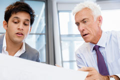 Discussion is the way to solution Stock Images