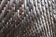 Diseñado y adorne la madera Imagenes de archivo