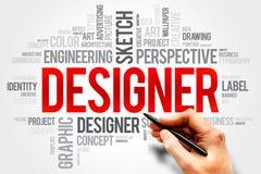 diseñador imagen de archivo