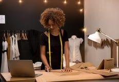 Diseñador de moda Foto de archivo