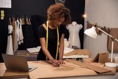 Diseñador de moda Fotos de archivo libres de regalías