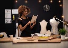Diseñador de moda Fotografía de archivo libre de regalías