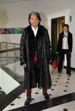 Diseñador de moda Kenzo Takada fotografía de archivo