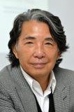 Diseñador de moda Kenzo Takada imagen de archivo libre de regalías