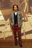 Diseñador de moda Kenzo Takada imágenes de archivo libres de regalías