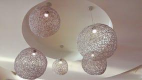 Diseñador lamps4 imágenes de archivo libres de regalías