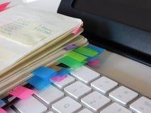 Diseñador Notes imágenes de archivo libres de regalías