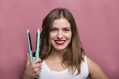 Diseñar el pelo Imagen de archivo libre de regalías