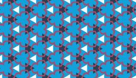 Diseñe para imprimir en la tela, materia textil, papel, envoltura, scrapbooking Ornamento tradicional retro, estilo de la teja de Fotografía de archivo libre de regalías