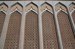 Diseño árabe Fotos de archivo libres de regalías