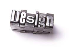 Diseño Foto de archivo libre de regalías