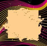 Diseño abstracto Fotografía de archivo libre de regalías