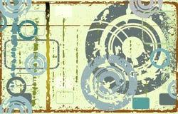 Diseño abstracto ilustración del vector
