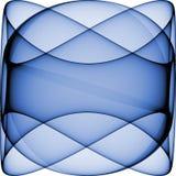 Diseño abstracto 3D ilustración del vector