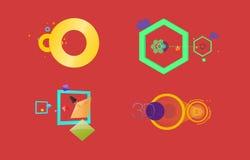 Diseño abstracto Imagen de archivo libre de regalías