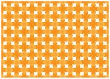 Diseño abstracto amarillo de la curva Fotos de archivo