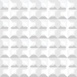 Diseño abstracto blanco del modelo del fondo Stock de ilustración