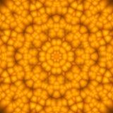 Diseño abstracto colorido del fractal Fotos de archivo