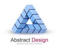 Diseño abstracto, 3D fotos de archivo
