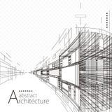 Diseño abstracto de la configuración Imagen de archivo libre de regalías