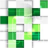 Diseño abstracto de la ecología Imagen de archivo libre de regalías