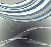 Diseño abstracto de la ilustración del fondo Imagen de archivo