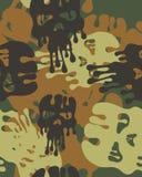Diseño abstracto del camo libre illustration