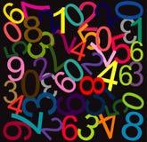 Diseño abstracto del fondo colorido EPS10 Imágenes de archivo libres de regalías