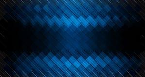 Diseño abstracto del fondo de la tecnología Vector Foto de archivo