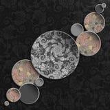 Diseño abstracto del vector 3D Fotografía de archivo libre de regalías