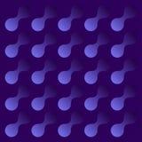 Diseño abstracto dinámico plano del fondo, ejemplo del vector Eps10 fotos de archivo