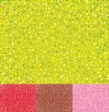 Diseño abstracto en estilo de alta tecnología Imagen de archivo libre de regalías