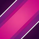 Diseño abstracto linear del fondo Fotografía de archivo libre de regalías
