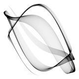 Diseño abstracto moderno ilustración del vector