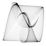 Diseño abstracto moderno stock de ilustración