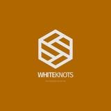 Diseño abstracto moderno del logotipo o del elemento Mejor para la identidad y los logotipos Imagenes de archivo