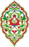 Diseño antiguo de la ilustración del otomano Imágenes de archivo libres de regalías