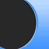Diseño azul imagenes de archivo