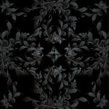 Diseño barroco abstracto Foto de archivo