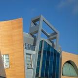 Diseño bien de la estructura de edificio de Architectured Fotografía de archivo