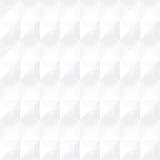 Diseño blanco del modelo del fondo abstracto Stock de ilustración