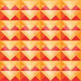Diseño caliente inconsútil del modelo del triángulo Libre Illustration