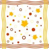 Diseño capítulo de la caída Imagen de archivo libre de regalías