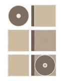 Diseño CD Fotografía de archivo