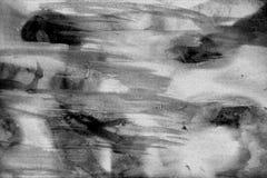 Diseño ceroso blanco negro del vintage, fondo abstracto imagen de archivo libre de regalías