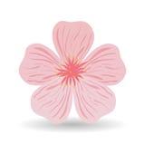 Diseño chino de la cultura sobre el fondo blanco, ejemplo del vector Imágenes de archivo libres de regalías