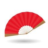 Diseño chino de la cultura sobre el fondo blanco, ejemplo del vector Imagenes de archivo