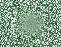 Diseño chino del verde del extracto del día Fotos de archivo
