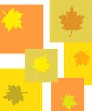 Diseño cobarde de las hojas libre illustration