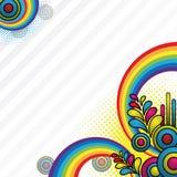 Diseño colorido Imagen de archivo